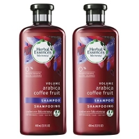 ihocon: Herbal Essences Bio:renew Arabica Coffee Fruit Shampoo, 13.5 Fluid Ounce (Pack of 2)洗髮精