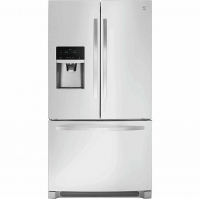 ihocon: Kenmore 70343 27.2 cu. ft. French Door Refrigerator - Stainless Steel不銹鋼法式三門電冰箱