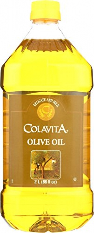 ihocon: Colavita Delicate and Mild Olive Oil, 68 Fluid Ounce橄欖油