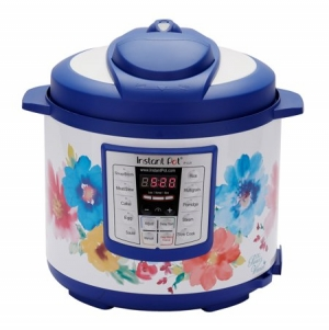 ihocon: Instant Pot Pioneer Woman LUX60 Breezy Blossoms 6 Qt 6-in-1 Multi-Use Programmable Pressure Cooker, Slow Cooker, Rice Cooker, Saute, Steamer, and Warmer - Walmart.com  先鋒女人60   6  6合1多用途可編程高壓鍋,慢燉鍋,電飯煲,炒鍋,蒸鍋和保溫櫃 -  .