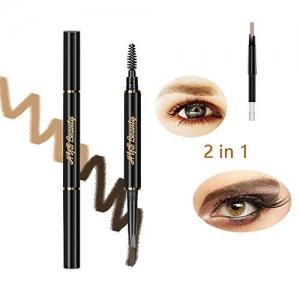 ihocon: HYSBEAUTY Eyebrow Pencil Double Color, Waterproof 防水眉筆雙色(深棕及淺棕2色替換筆頭)