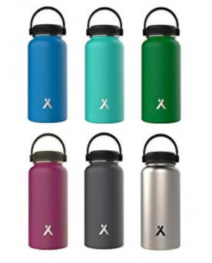 ihocon: Bear Grylls Triple Wall Vacuum Insulated Water Bottle