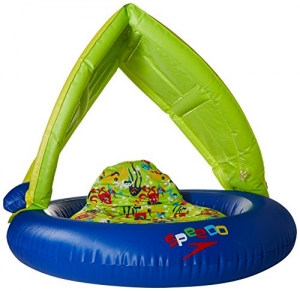 ihocon: Speedo Kids' Begin to Swim Fabric Baby Cruiser with Canopy  嬰兒坐式游泳浮圈
