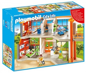 ihocon: PLAYMOBIL Furnished Children's Hospital