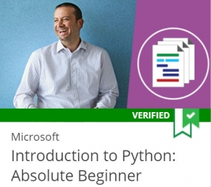 免費Introduction to Python: Absolute Beginner