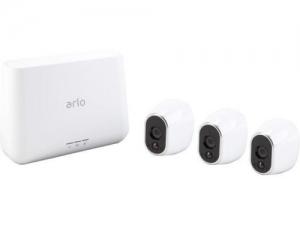ihocon: Arlo Security System - 3 Wire-Free HD Cameras   Indoor / Outdoor   Night Vision居家安全監視系統