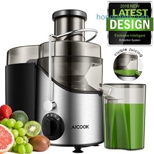 ihocon: Aicook Stainless Steel Juice Extractor 不銹鋼榨汁機