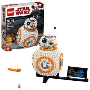 ihocon: LEGO樂高積木Star Wars VIII BB-8 75187 Building Kit (1106 Piece)