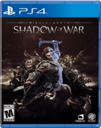 ihocon:  Middle-Earth: Shadow of War Standard Edition for PlayStation 4
