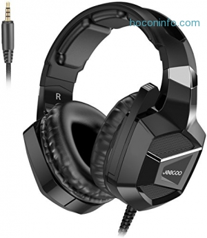 ihocon: Jeecoo J20 Gaming Headset with Mic 遊戲麥克風耳機