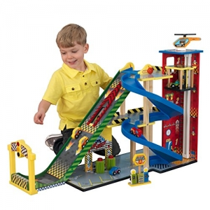 ihocon: KidKraft Mega Ramp Racing Set