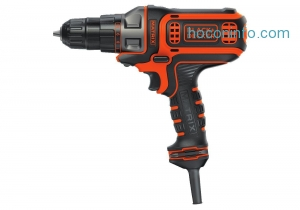 ihocon: BLACK+DECKER™ BDEDMT 4 Amp Corded Drill/Driver