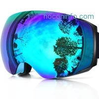 ihocon: ZIONOR X4 Ski Snowboard Snow Goggles