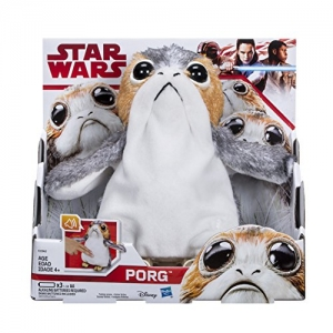 ihocon: Star Wars: The Last Jedi PORG Electronic Plush