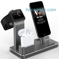 ihocon: OLEBR Apple Watch / AirPods / iPhoneStand Charging Docks