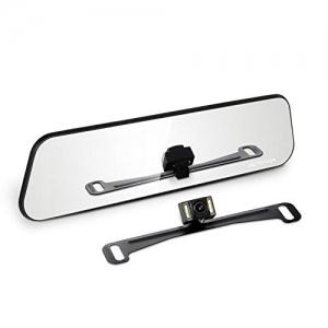 ihocon: AUTO-VOX M6PRO FHD 1080P 4.5'' Touch Screen Dash Cam Backup Camera Kit, IP 68 雙鏡頭行車記錄器