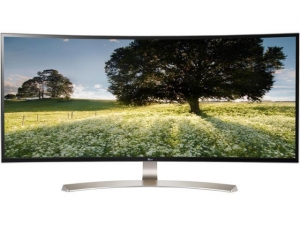 ihocon: LG 38CB99-W 38 Curved UltraWide QHD 75Hz IPS LED AMD FreeSync Gaming Monitor曲形螢幕