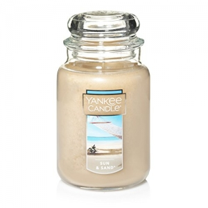 ihocon: Yankee Candle Large Jar Candle, Sun & Sand