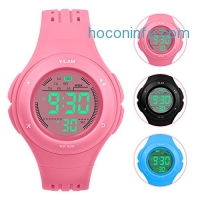 ihocon: Kids Waterproof Watch防水童錶