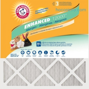 ihocon: 4-Pack Honeywell Allergen Plus Pleater FPR 7 Air Filters