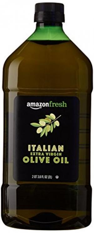 ihocon: AmazonFresh Italian Extra Virgin Olive Oil, 68 Fl Oz (2L) 意大利特級橄欖油