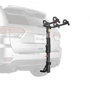 ihocon: Allen Sports 2-Bike Hitch Racks for 1 1/4 in. and 2 in. Hitch 自行車架(2輛)
