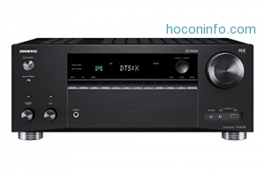 ihocon: Onkyo TX-RZ720 THX-Certified 7.2-Channel 4K Network A/V Receiver