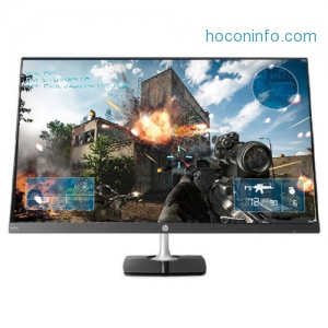 ihocon: HP N270h 27 Edge to Edge Full HD Gaming Monitor遊戲螢幕