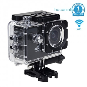 ihocon: Eonfine 4K Waterproof Sport Action Camera運動相機