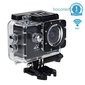 ihocon: Eonfine 4K Waterproof Sport Action Camera運動相機