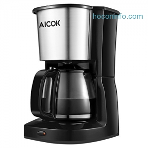ihocon: Aicok 10 Cup Coffee Maker咖啡機