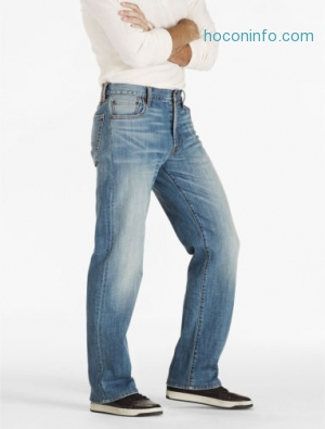 ihocon: Lucky Brand 181 Relaxed Straight Jean男士牛仔褲