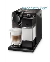 ihocon: De'Longhi EN550BK1 Lattissima Touch Nespresso Single Serve Espresso Maker, Black
