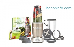 ihocon: NutriBullet Pro - 13-Piece High-Speed Blender/Mixer System