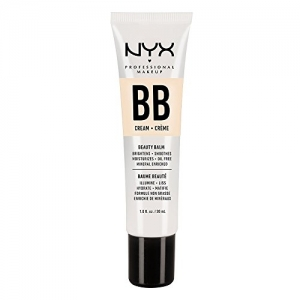 ihocon: NYX Professional Makeup BB Cream, Nude, 1 Ounce