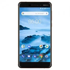 ihocon: Nokia 6.1 (2018) - Android One (Oreo) - 32 GB - Dual SIM Unlocked Smartphone