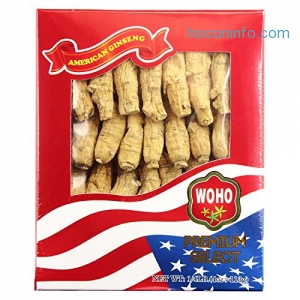 ihocon: WOHO #132.4 American Ginseng Half Short Medium 4oz Box