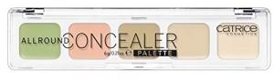 ihocon: 德國Catrice | Allround Concealer Palette 5色遮瑕膏
