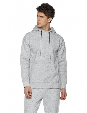 ihocon: Rebel Canyon (Amazon自出品牌) Young Men's Athletic Fleece Pullover Hoodie 男士連帽Fleece長袖衫