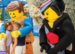 ihocon: Single- or Two-Day SEA LIFE and LEGOLAND Hopper Ticket