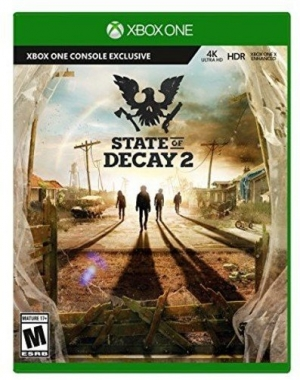 ihocon: State of Decay 2 - Xbox One遊戲