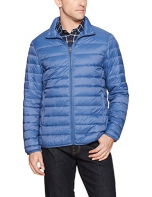 ihocon: Amazon Essentials Men's Lightweight Water-Resistant Packable Down Jacket  男士羽絨夾克