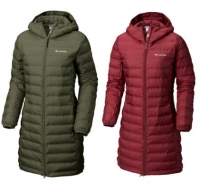 ihocon: Columbia Lake 22 Long Hooded Jacket - Women's女士連帽羽絨衣 - 2色可選