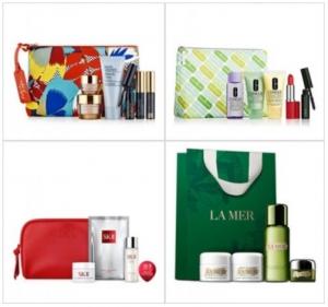 """Bloomingdale百貨公司: 保養品, 化妝品及香水""""每滿""""$150可減$20 + 滿額送贈品"""