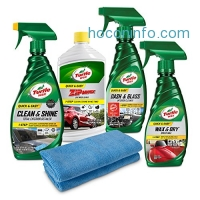 ihocon: Turtle Wax 50821 Quick and Easy Complete Car Kit