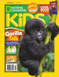 ihocon: National Geographic Kids Magazine一年10期
