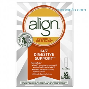 ihocon: Align Probiotic Supplement Capsule 63 count益生菌