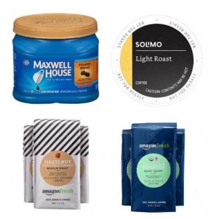 [Prime Day特賣] 研磨咖啡, 咖啡膠囊及咖啡豆特賣!