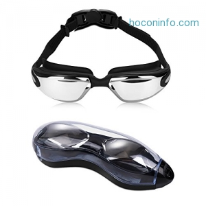 ihocon: Sgrice Swim Goggles Anti Fog 游泳蛙鏡