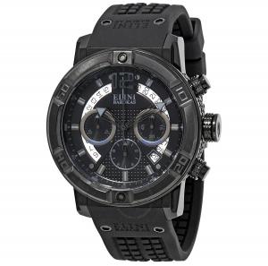 ihocon: Elini Barokas Spirit Chronograph Men's Watch ELINI-20003-BB-01-PHT 男士三眼計時碼錶